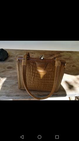 Tasche von aussen - (Geld, Tasche)
