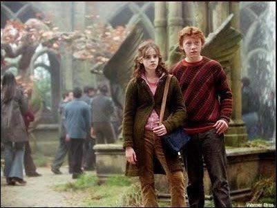 Wie viel wog Hermione Granger?