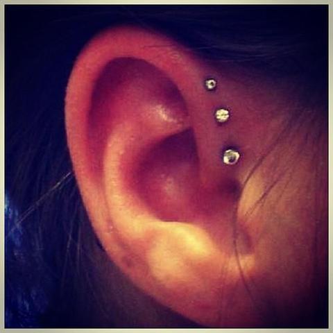 piercing - (Piercing, Ohrringe)