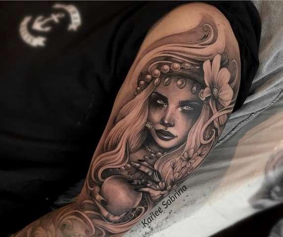 Tattoo unterarm mann kosten