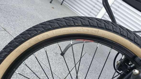 Wie viel Zoll hat mein BMX Fahrrad?