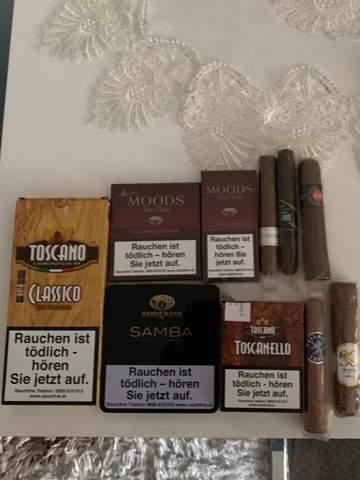 Wie viele begeisterte Zigarren/Zigarillos Raucher gibt es hier?