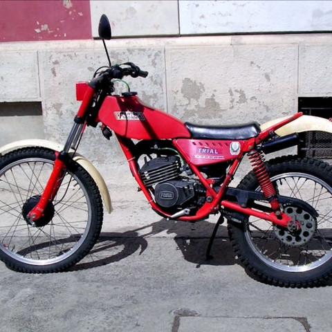 Fantic Trial 50 - (Motorrad, TRIAL, 50cc)