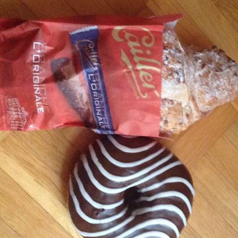 Donut Schokoladencroissant  Kalorien  - (essen, Kalorien, Donuts)