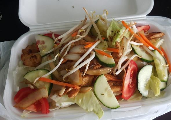 Wie Viele Kalorien Sind In Diesem Salat Essen Abnehmen Diät