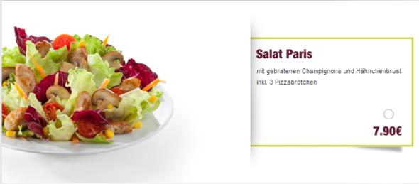 Salat tonno kalorien