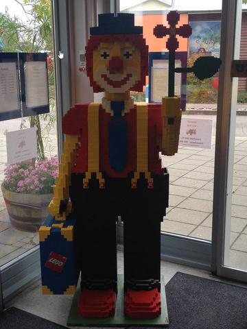 Clown - (Gewinnspiel, Lego, raten)