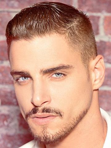 :) - (Haare, Männer, Frisur)