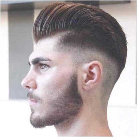Manner Frisur Seiten 0 Mm Frisur Männer