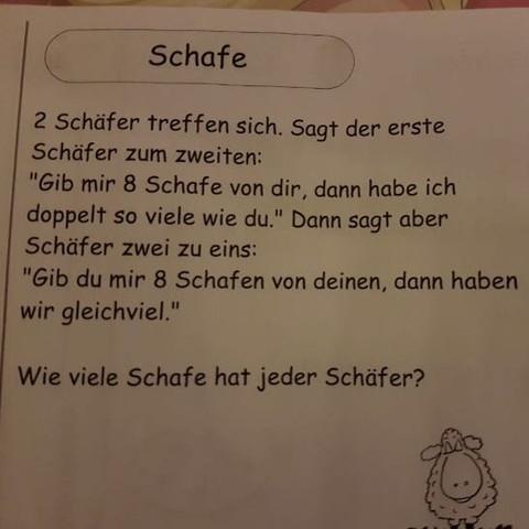 Kann Mir jemand  - (Schule, deutsch, Grundschule)