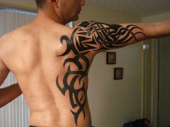 Wie Viele Sitzung Für Ein Tribal Tattoo Kosten