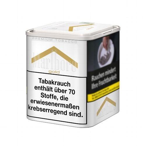 Wie viele Zigaretten kann man aus Marlboro Gold 100 Gramm