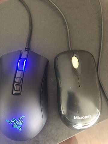 Wie vil Dpi hat diese Maus?