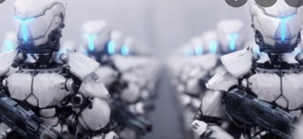Wie wahrscheinlich ist es das in Zukunft Roboter Soldaten eingesetzt werden?