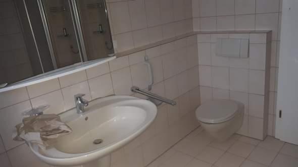 Wie Waschbeckenunterschrank/Hängeschrank ausmessen?