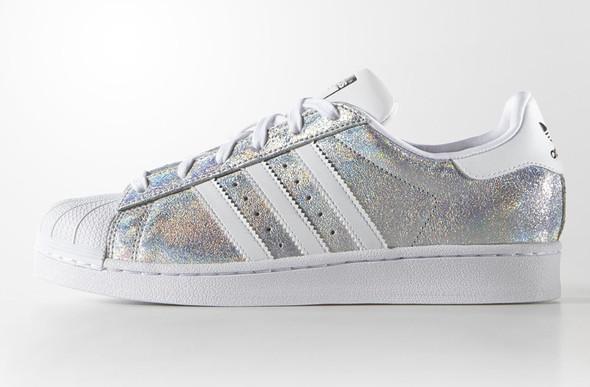 Wie wasche ich meine Adidas Superstars? (Schuhe, waschen)