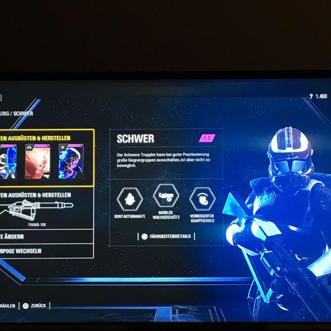 Schwer = 51 - (Games, Spiele und Gaming, Star Wars)