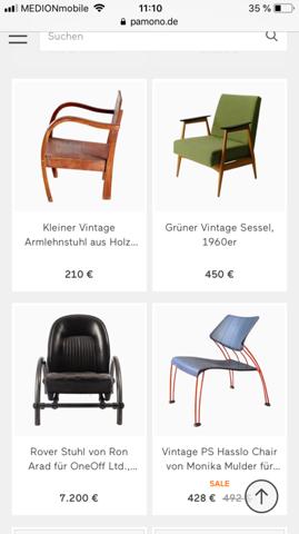 Wie wert von Möbeln erkennen?