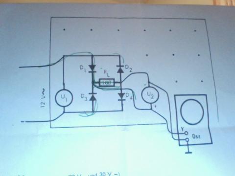 wie wird wechselstrom zu gleichstrom dioden physik. Black Bedroom Furniture Sets. Home Design Ideas