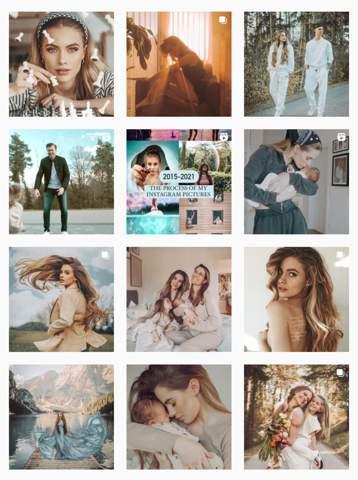 Wie würde man ihren Fotografie Style/Look beschreiben?