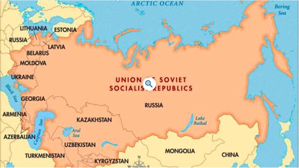 Wie würde Russland Heute aussehen, wenn sich die Udssr nach seinem Zusammenbruch nicht aufgeteilt hätte?