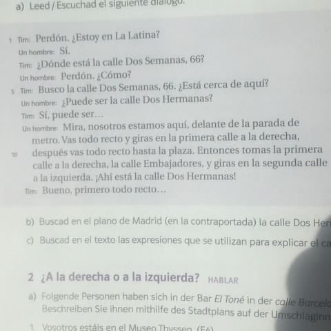 Wie Würdet Ihr Den Text Auf Spanisch Zusammenfassen Deutsch