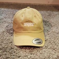 Ist eine Beige Snipes Cap - (Mode, Kleidung, Klamotten)
