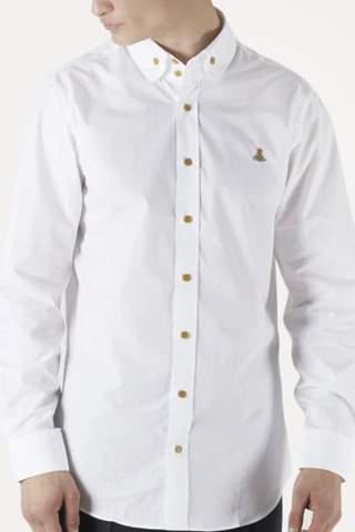 Wie würdet Ihr diesen Hemdkragen tragen?