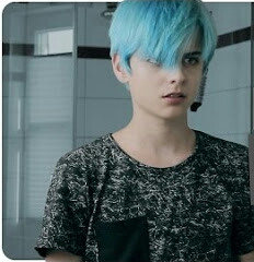 blaue haare bei jungs stilvolle frisuren beliebt in deutschland. Black Bedroom Furniture Sets. Home Design Ideas