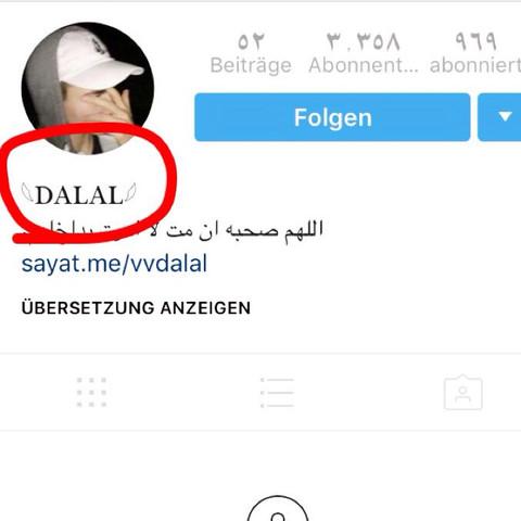 Die Name ? - (Name, instagram)