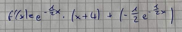 Wie wurde von Gleichung 1 auf Gleichung 2 umgeformt?