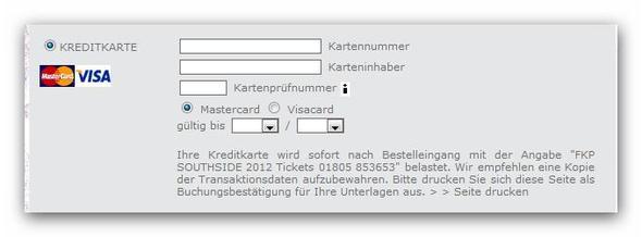 Anforderungen... Wo finde ich die passenden Nummer auf der Karte? - (Internet, Finanzen, Kreditkarte)