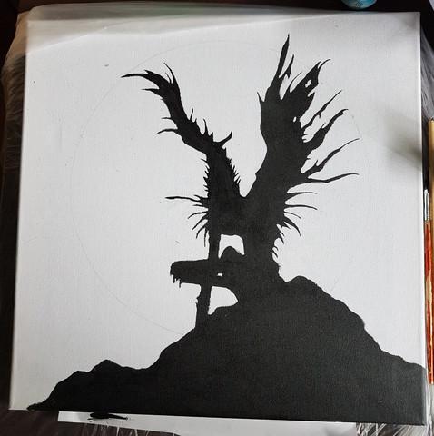 Wie zeichne ich das (siehe Bild)?