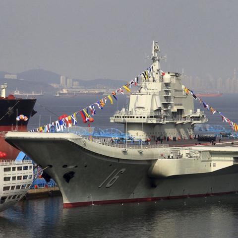 001-A - (China, Militär, Marine)
