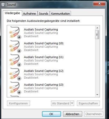 AUDIALS SOUND CAPTURING WINDOWS 8 X64 DRIVER