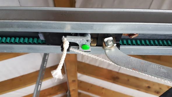 Gut bekannt Wiederinbetriebnahme el. Garagentor nach Stromausfall? (Garage) RQ56