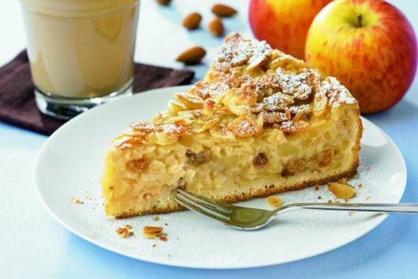 Wiener Apfelkuchen Kalorien Erlaubt Bei Diat Kuchen