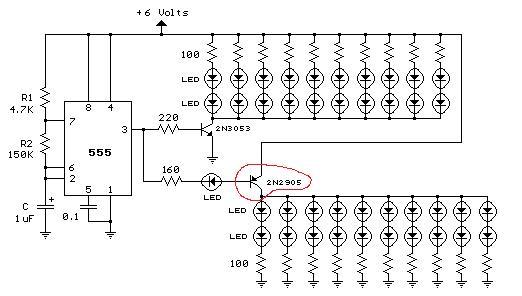 Wierum wird ein Transistor eingebaut? (Elektronik