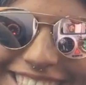 Das were die Brille  - (Brille, Fashion, Sonne)