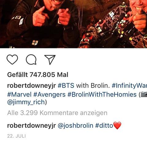 Wieso benutzen Stars diesen hashtag?