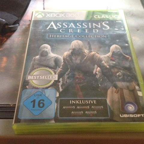 Cover - (Games, Gaming, Xbox 360)