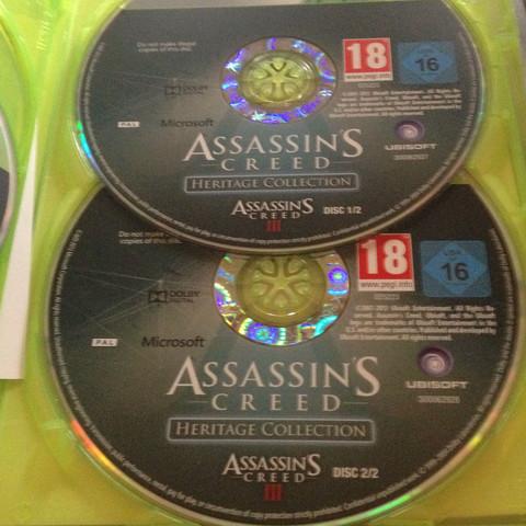 Disks - (Games, Gaming, Xbox 360)