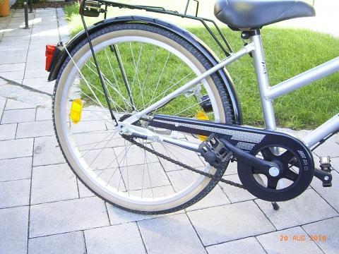- (Fahrrad, Reparatur, kaputt)