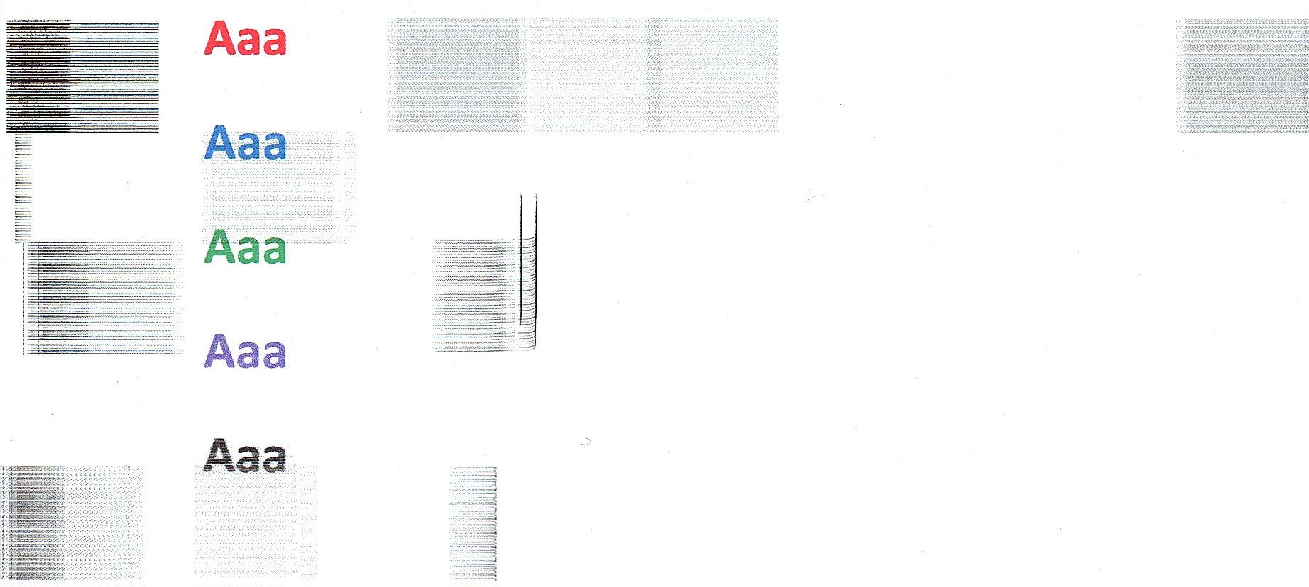 Erfreut Farbdrucker Testseite Ideen - Beispiel Wiederaufnahme ...