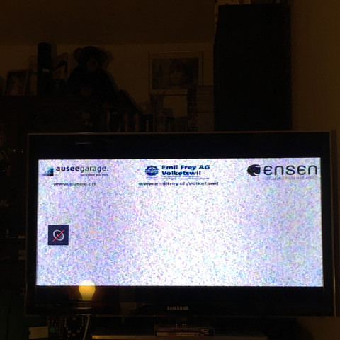 Flimmerndes Bild - (TV, Antenne)