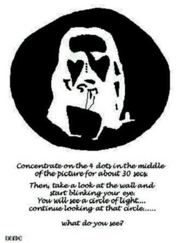 Bilduntertitel eingeben... - (Illusion, Optische Täsuchung)