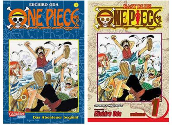 - (Manga, One Piece)