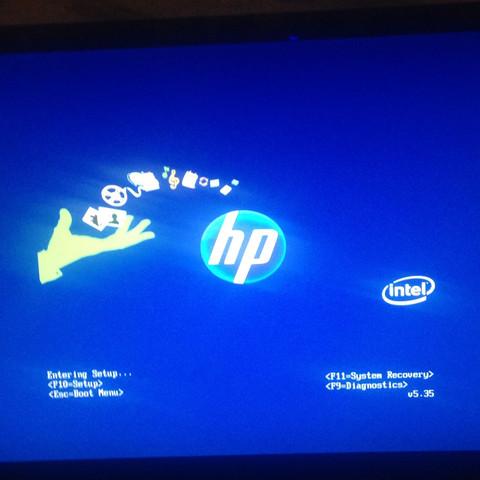 Das hängende Bild.... - (Computer, PC, Windows)