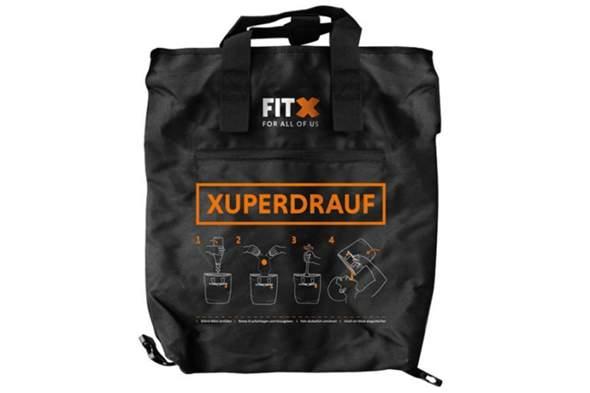 Wieso hat fast jeder diese FitX Tasche?