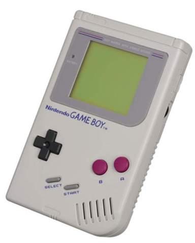 """Wieso hat Nintendo seinen Handheld auf dem Bild """"Gameboy"""" genannt?"""
